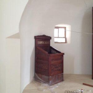 istanbul boğazköy kilise cami ahşap uygulamalarımız